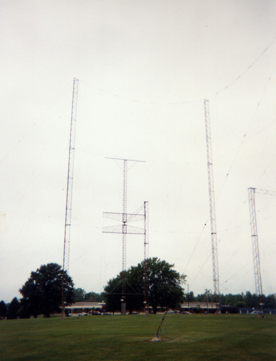 More views of the directional arrays at Cedar Rapids