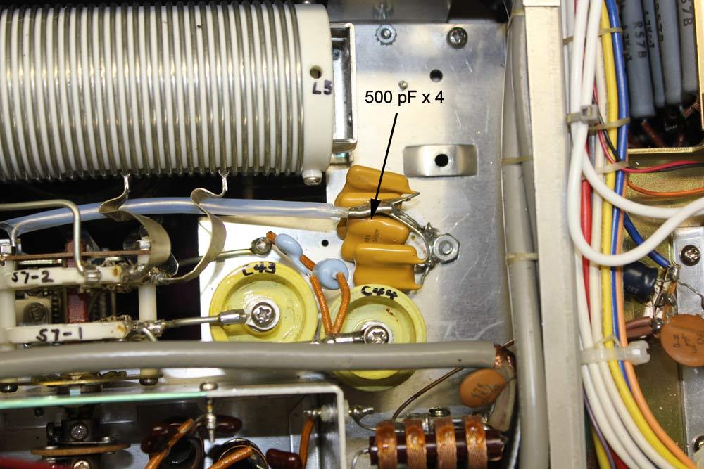 Tl922 Amplfier Tl 922 Kenwood Modifications