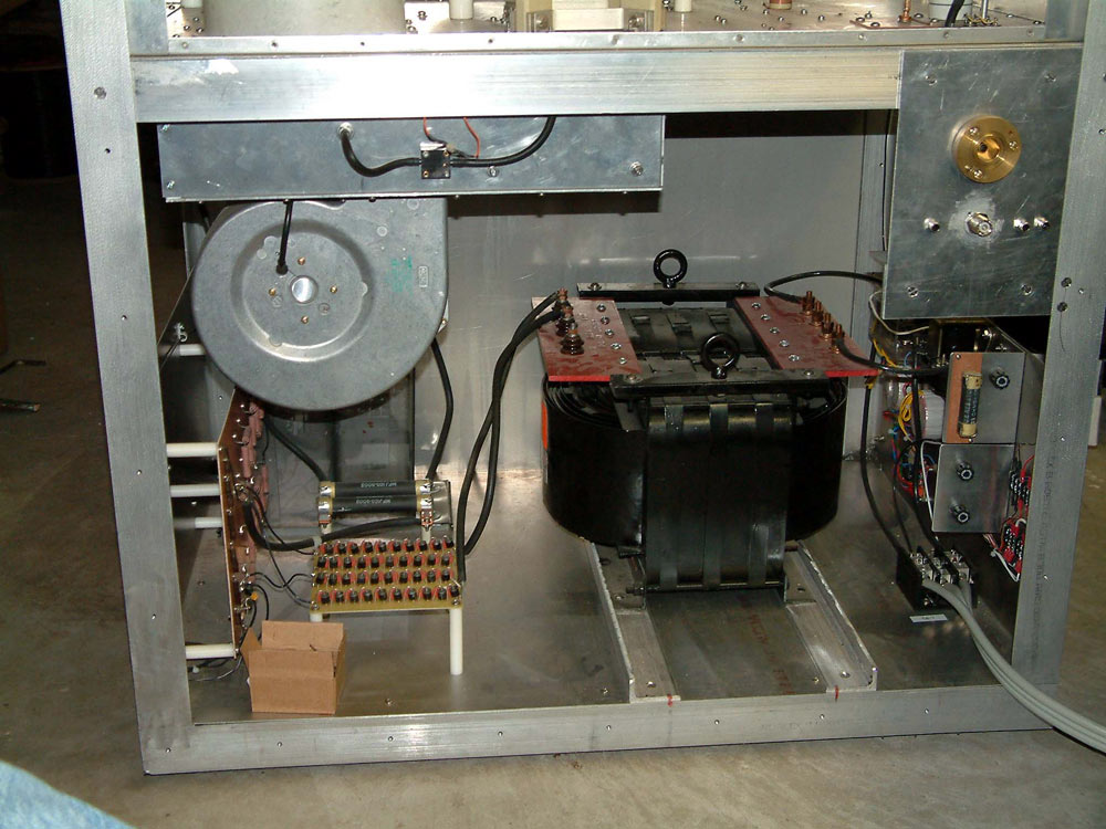 Power supply section