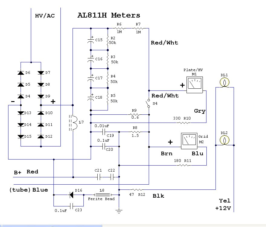 AL811 and 811H metering system