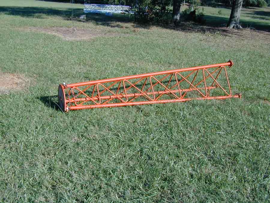 Rohn 65G ten foot base section