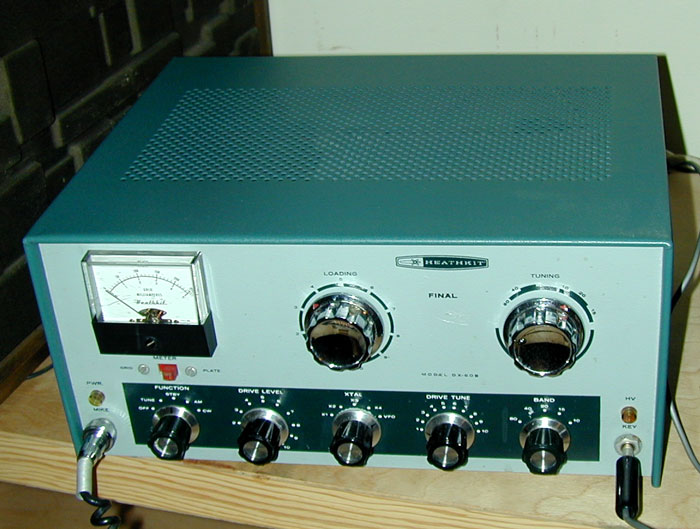 heathkit dx-60 net