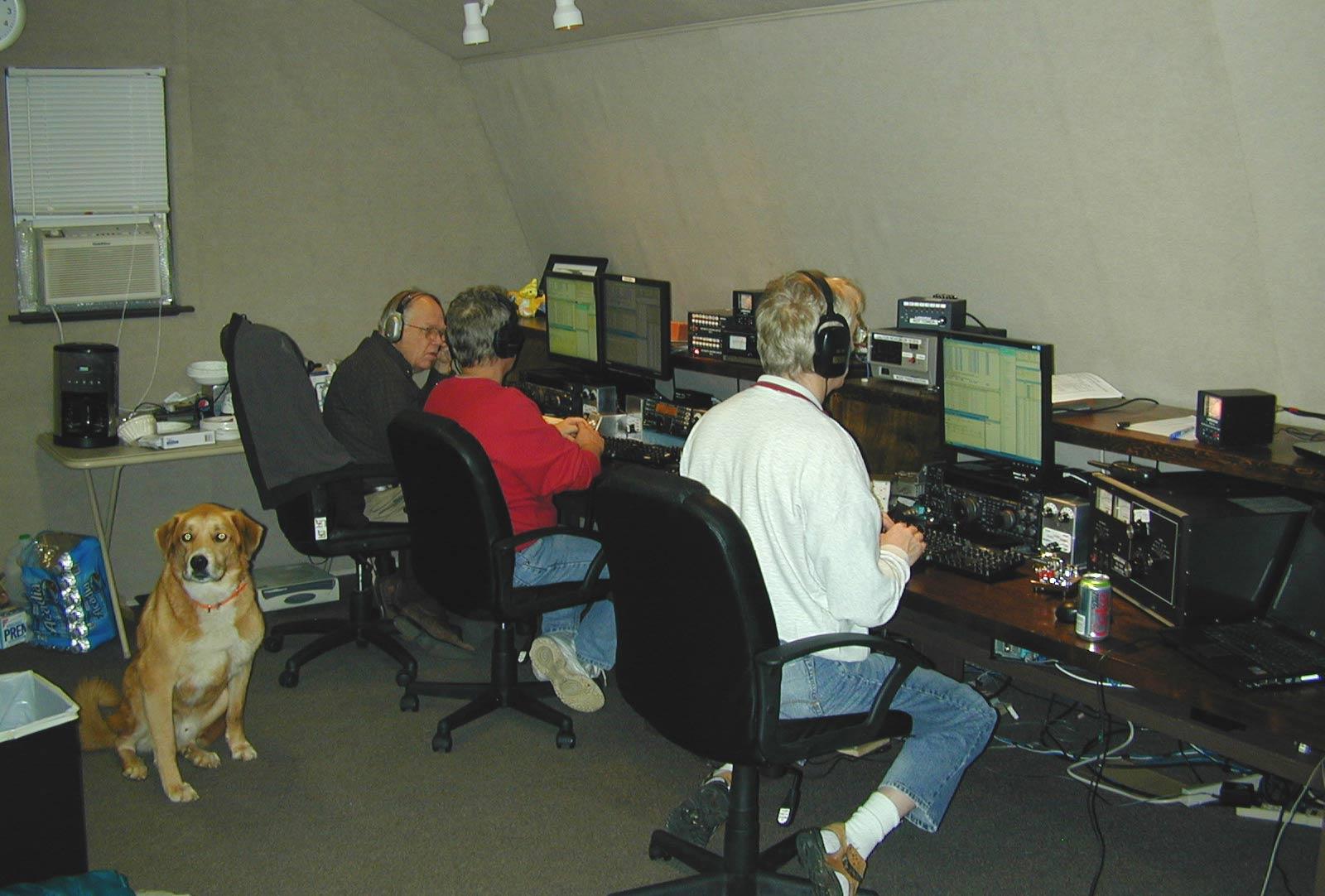 W8ji Contest Station