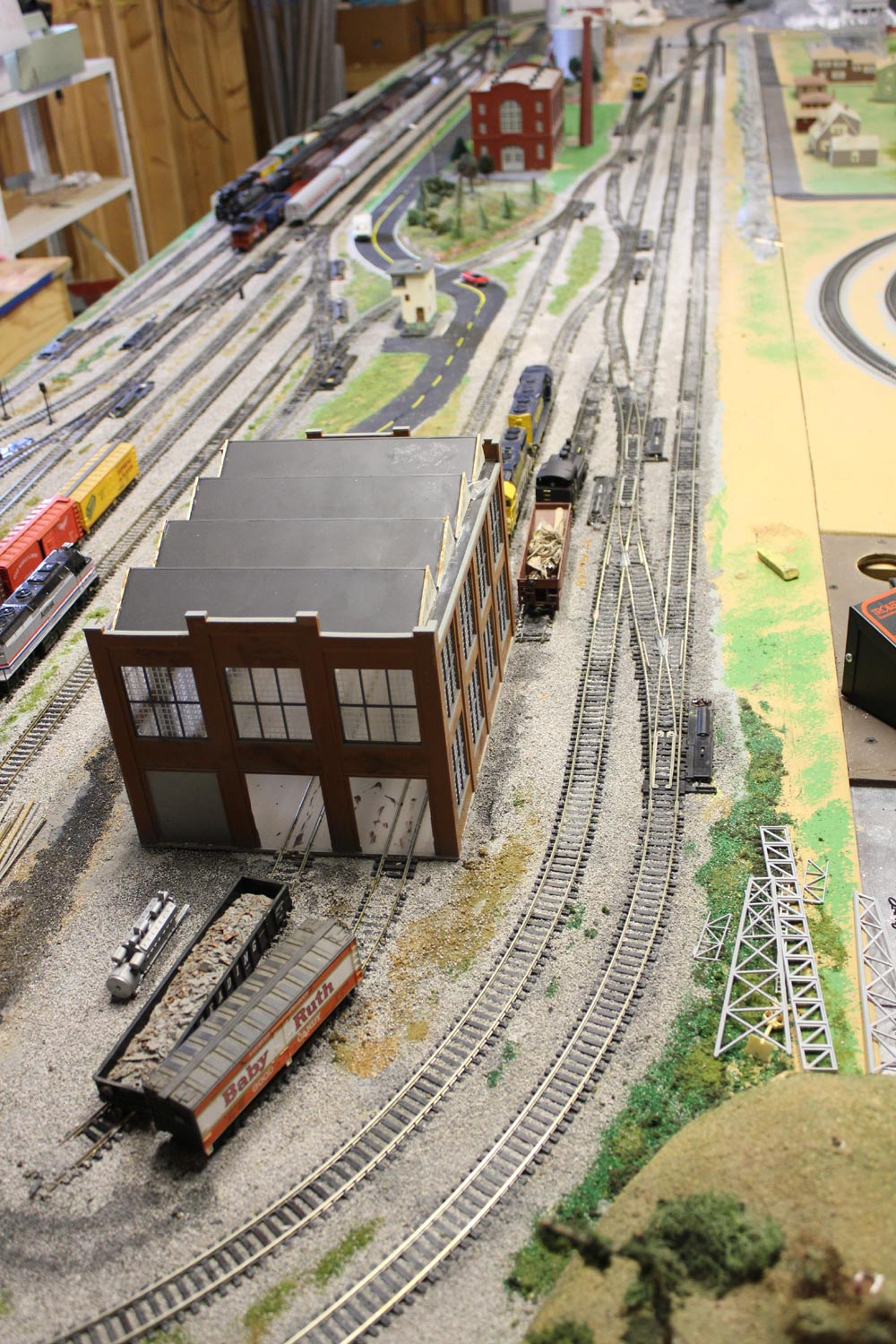 Train Real And Models
