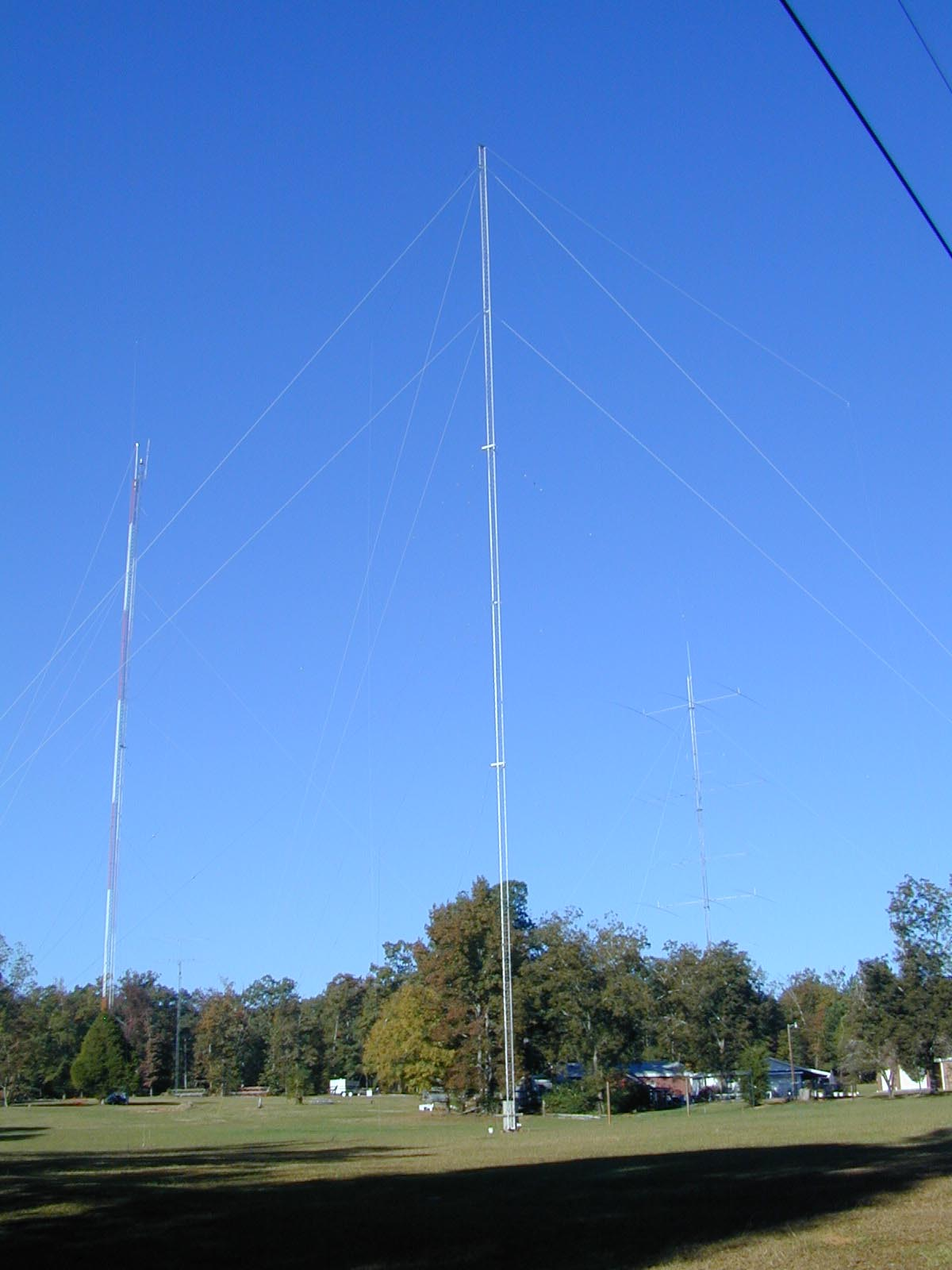 w8ji towers transmitting antennas