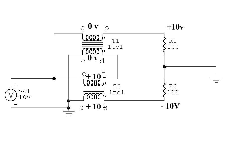 4:1 balun design and operation