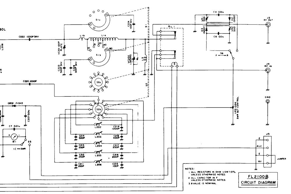 Fl2100 Yaesu Oscillation