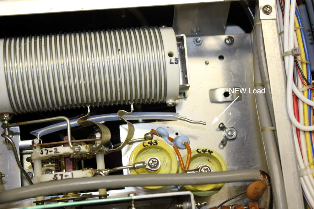 TL922 Amplfier TL-922 Kenwood Modifications
