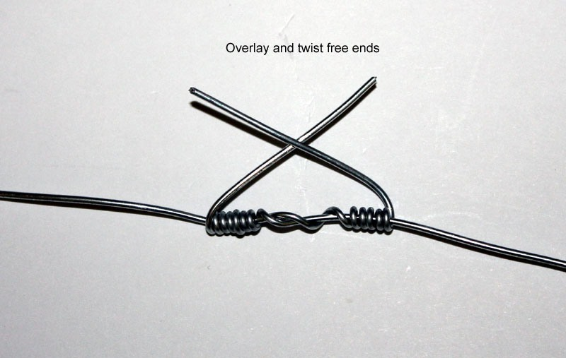 Splicing Antenna Wire