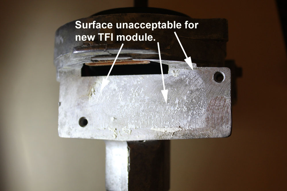 Ford TFI module replacement