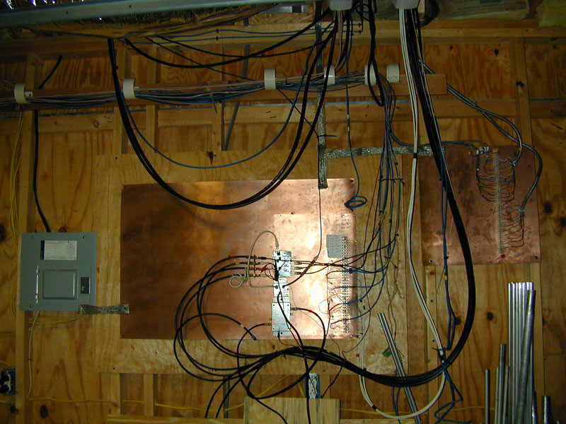 Coax Cable Box Wall Wall Mount Tv Install What About The