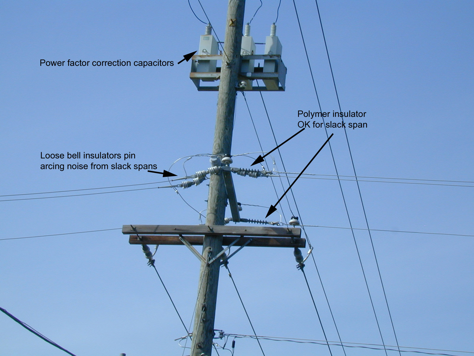 Pole As Well Modulation Circuit Diagram On Telephone Pole Power Line