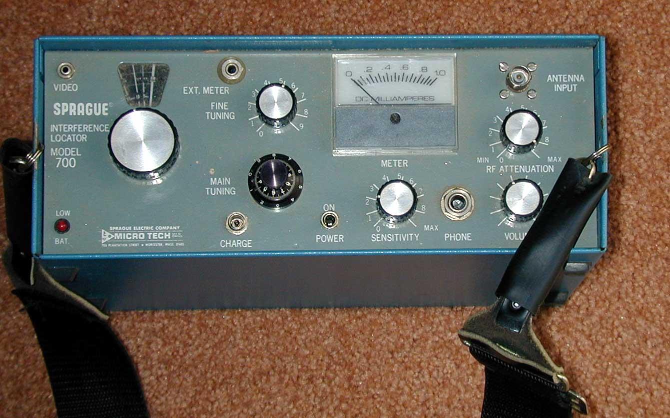 Power line noise