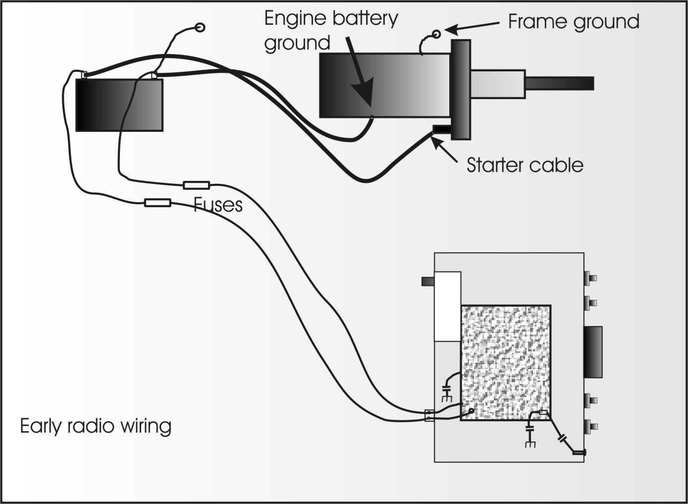 cb wiring harness advance wiring diagram